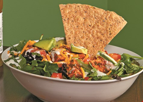 Product image for Greenhouse $10 For $20 Worth Of Salads, Wraps & More