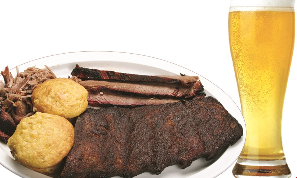 Product image for Red Rock Downtown Barbecue $20 For $40 Worth Of Casual Dining