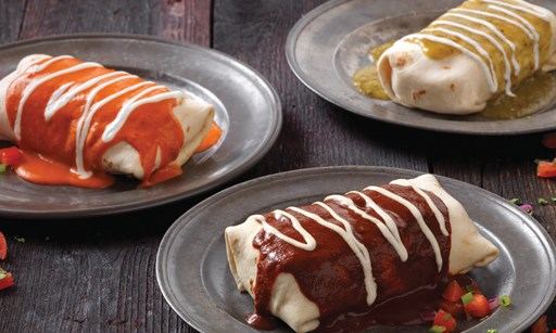 Product image for Qdoba $7 for $14 Worth of Fresh, Hot Mexican Food - Valid for Take-out & Curbside