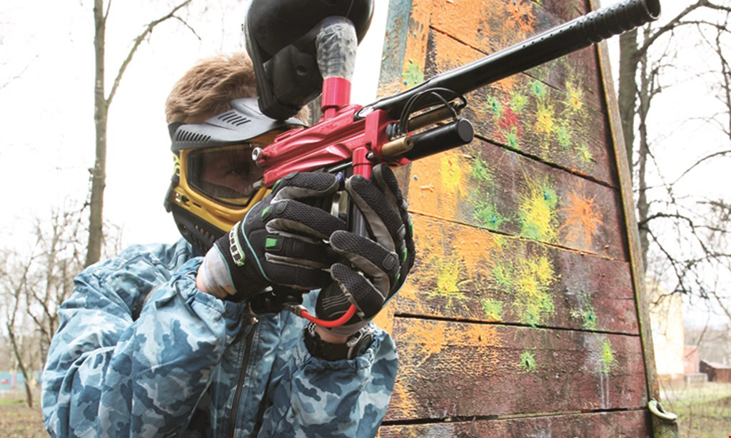 Product image for Ambush Paintball & Airsoft Field $25 For $50 Toward Your Choice Of Paintball Play