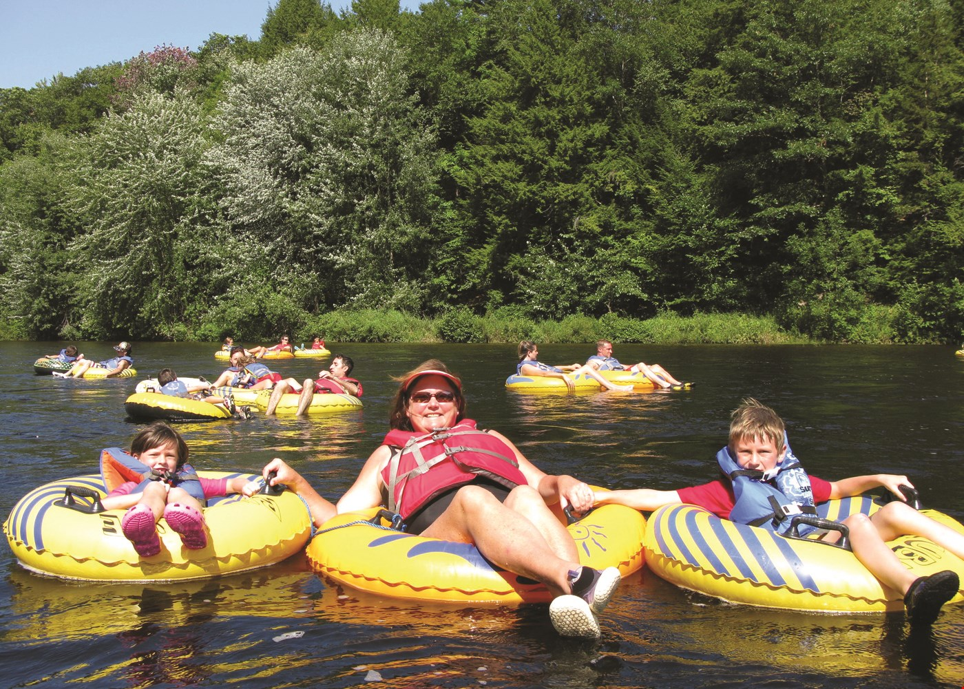 LocalFlavor com - Tubby Tubes Co  - $50 For Lazy River