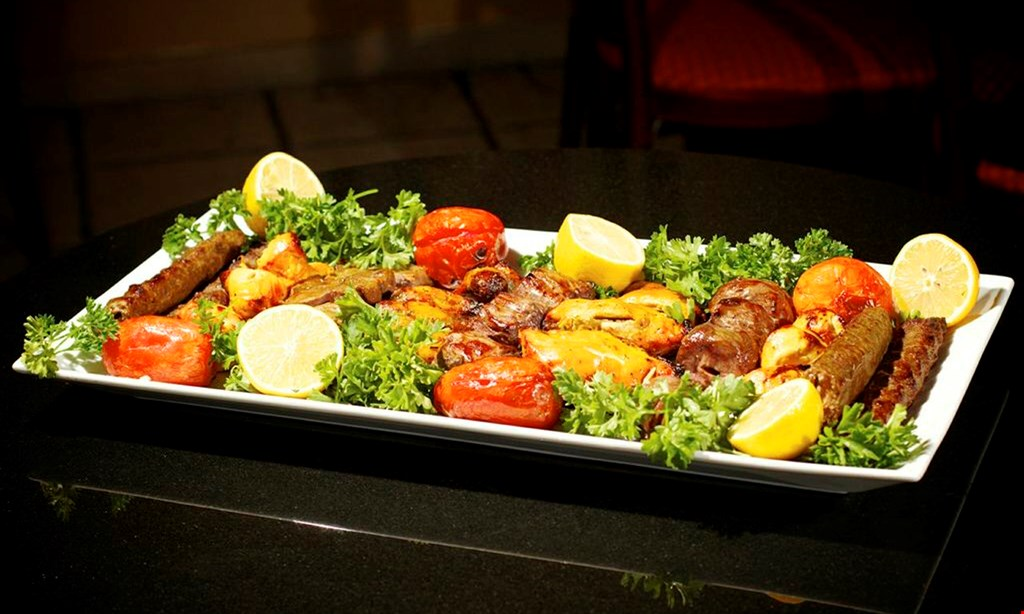 Product image for Kababi Cafe $10 For $20 Worth Of Persian Cuisine