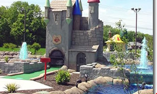 Product image for The Magic Castle $16 For 18 Holes Of Mini Golf For 4 (Reg. $32)