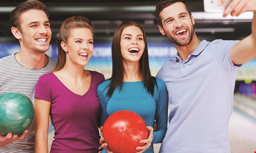 Product image for FARMINGDALE LANES $35 For 2 Hours Of Bowling For Up To 6 People & Shoes (Reg. $75)