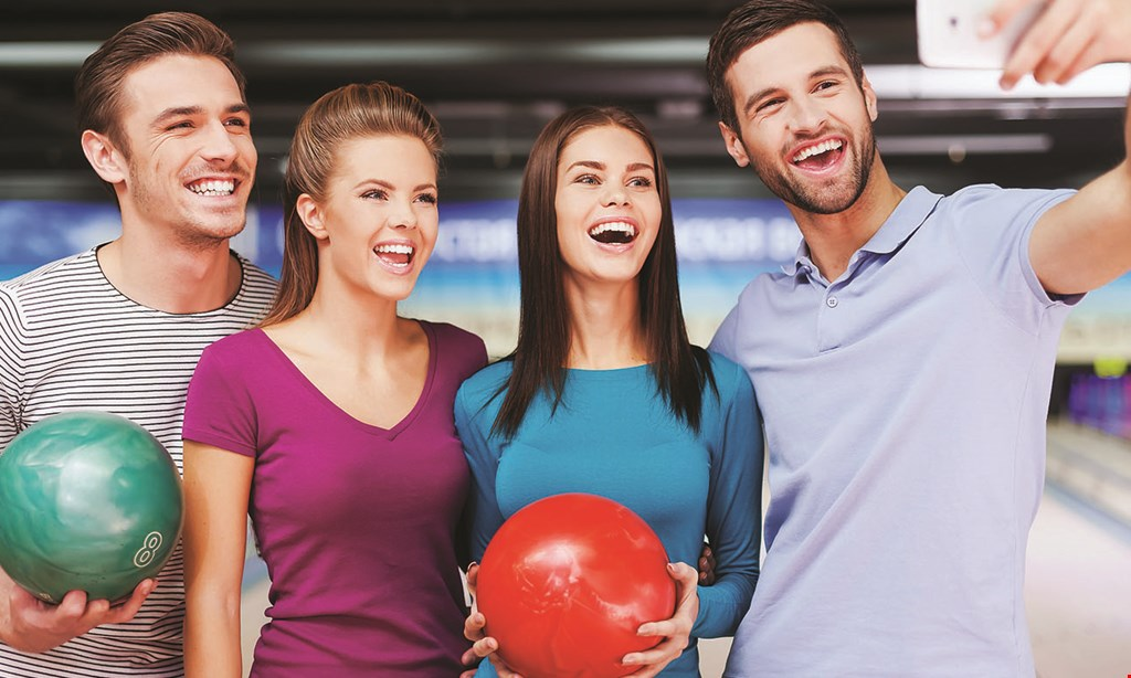 Product image for Coram Country Lanes $40 For 2 Hours Unlimited Bowling & Shoes For Up To 6 People (Reg. $80)