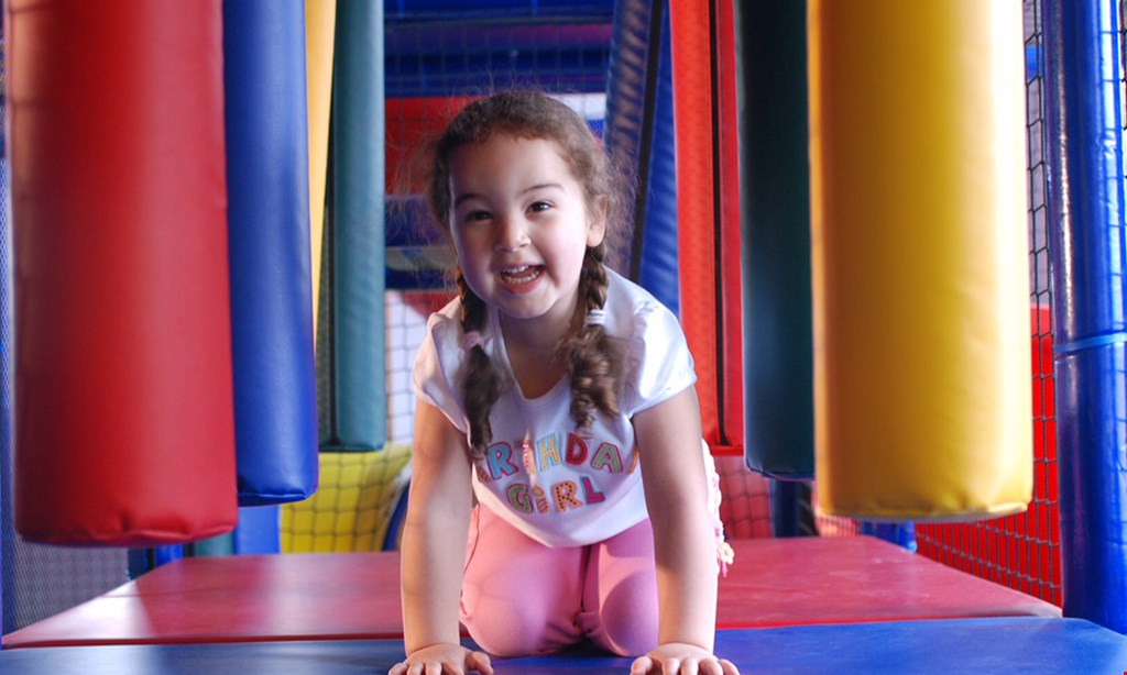 Product image for Kidz Village - Kenilworth $37.48 For 5 All-Day Play Passes (Reg. $74.95)