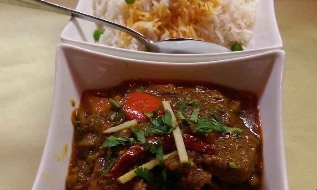 Product image for Saffron Fine Indian Cuisine $15 For $30 Worth Of Fine Indian Cuisine