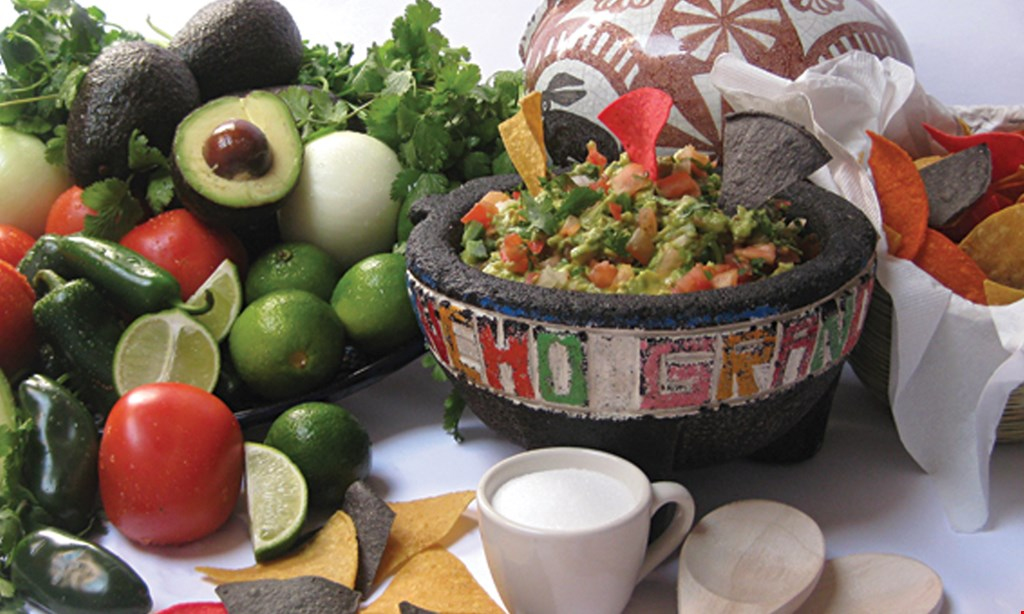 Product image for Rancho Grande Authentic Mexican Cuisine $15 For $30 Worth Of Mexican Dining