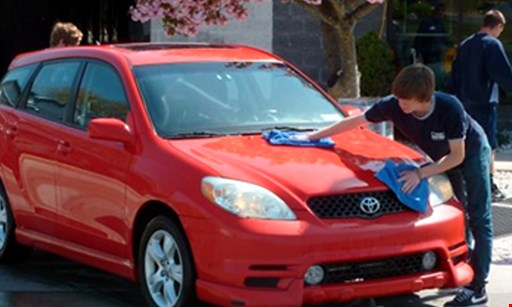 Product image for Capital City Car Wash $14.50 For A Platinum Wash (Reg. $29)