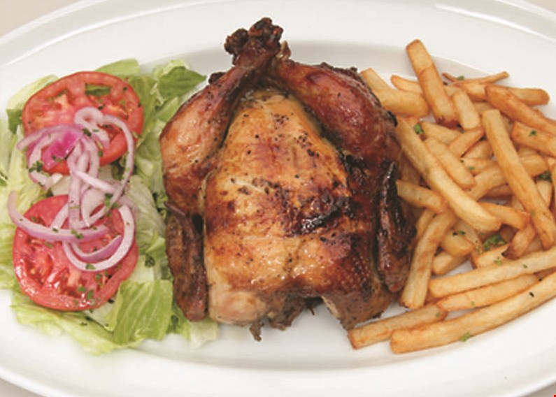 Product image for La Parrilla Rotisserie & Grill $20 For $40 Worth Of Latin Cuisine
