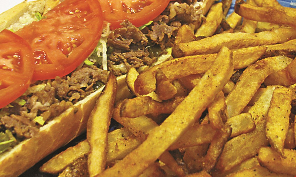 Product image for Steak Thyme Philly Cheesesteaks & More $10 For $20 Worth Of Casual Dining