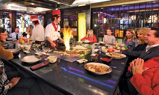 Product image for Samurai Modern Japanese Hibachi & Sushi Bar $20 For $40 Worth Of Hibachi Dinner Dining