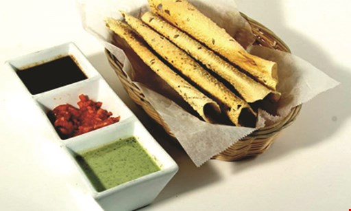 Product image for Sizzling Bombay $15 For $30 Worth Of Indian Cuisine