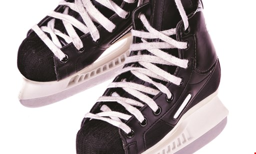 Product image for Regency Ice Rink $20 For 4 Public Skating Admissions & 4 Skate Rentals (Reg. $40)
