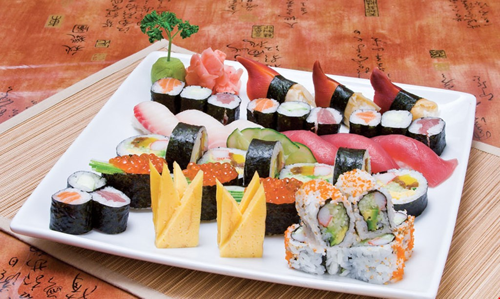 Product image for Domo 77 $15 For $30 Worth Of Hibachi Or Sushi & Beverages