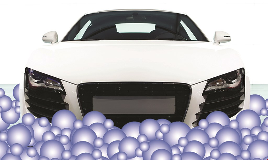 Product image for Oceans Car Wash $11.98 For A Super Wash (Reg. $23.95)