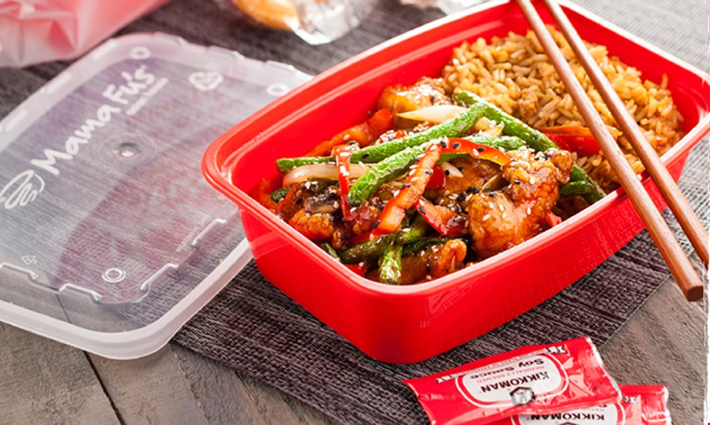 Product image for Mama Fu's $10 For $20 at Mama Fu's!