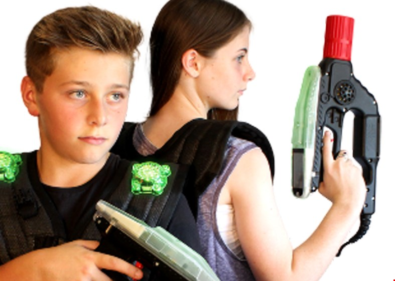 Product image for Ultrazone Laser Tag $20 For 5 Games Of Laser Tag (Reg. $40)