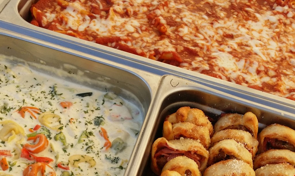 Product image for Floridino's Pizza & Pasta $10 For $20 Worth Of Casual Dining
