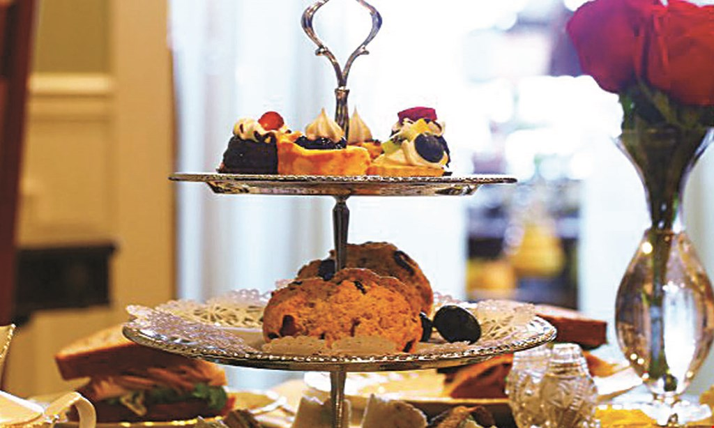 Product image for The British Bell Tea Room $10 For $20 Worth Of Casual Dining