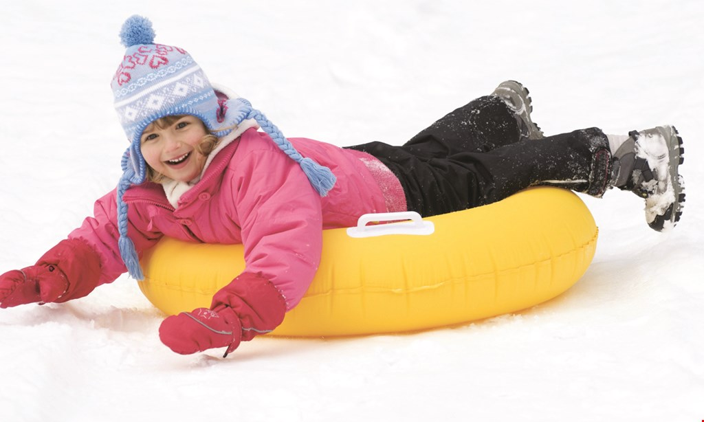 Product image for Four Seasons Golf & Ski Center $25 For $50 Worth Of Snow Tubing Valid for the 2019-20 Winter Season