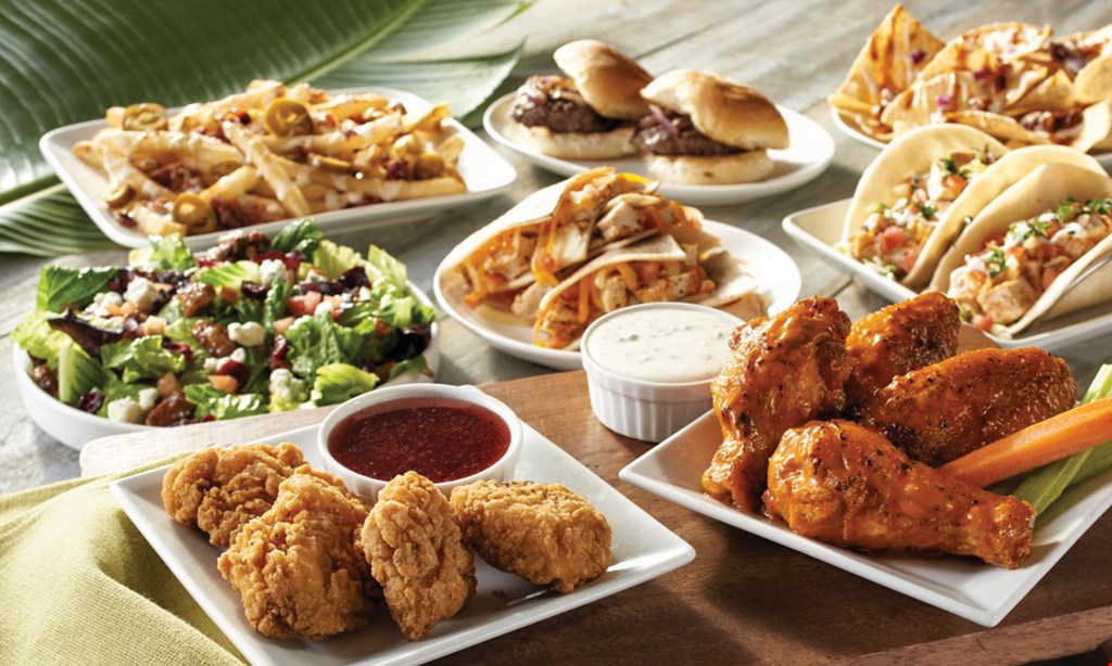 Product image for Hurricane Grill & Wings - Julington Creek $10 for $20 Worth of Wings, Casual Dining & More