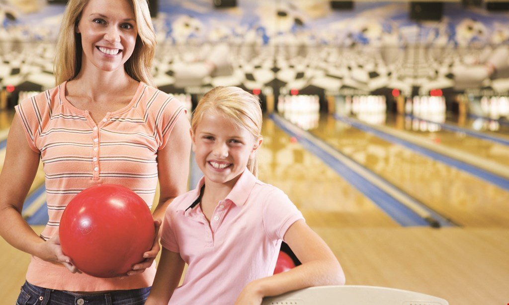 Product image for Poplar Creek Bowl $15.50 For 2 Games Of Bowling For 2 People & Shoe Rental (Reg. $31)