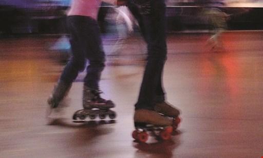 Product image for Skateland $20 For Admission For 4 With Skate Rental (Reg. $40)