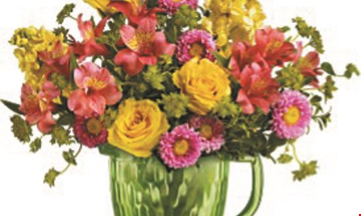 Product image for Lincolnway Flower Shop & Gifts $25 For $50 Toward Any Planter, Cooler Arrangement Or Gift Item