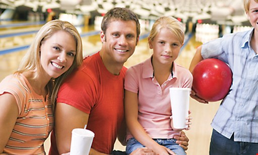 Product image for Jay Lanes $30 For 2 Hours Of Bowling, Pitcher Of Soda & Shoe Rental For Up To 5 People (Reg. $60)