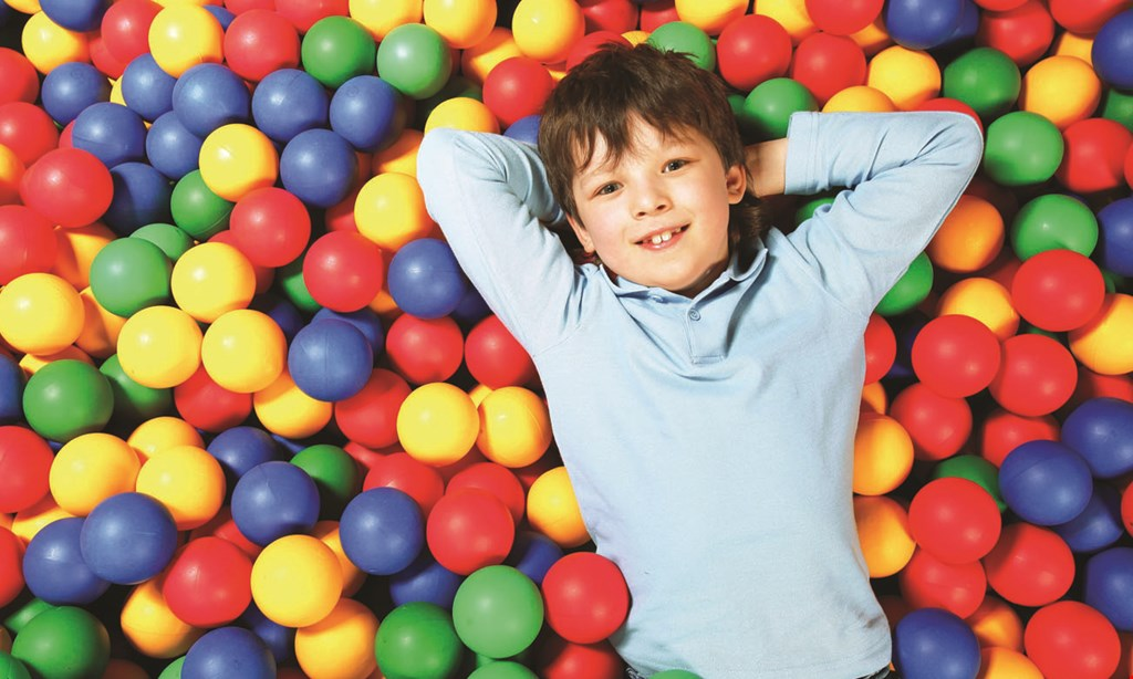 Product image for Jellybean Jungle $20 For 4 Full-Day Admissions For Ages 1-5 (Reg. $40)