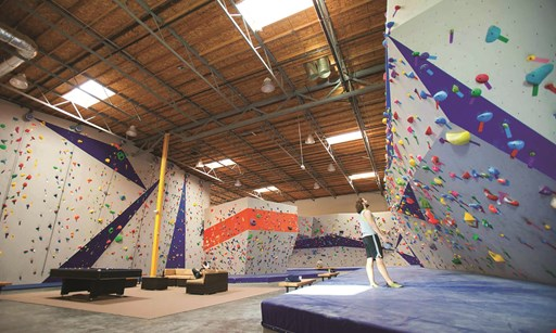 Product image for Top Out  Climbing $19 For All-Day Climb Passes For 2 (Reg. $38)