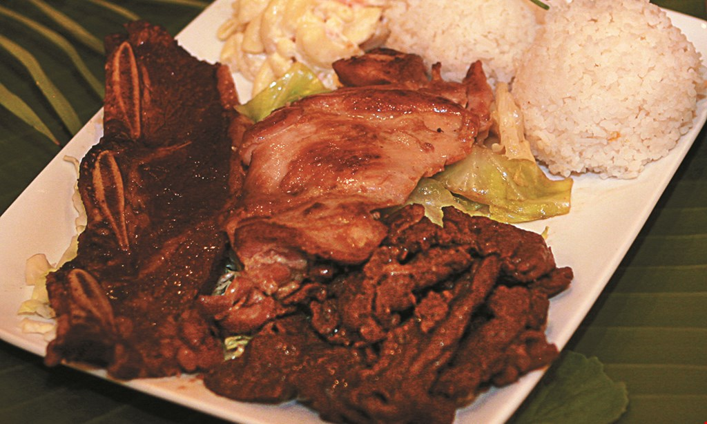 Product image for Maui Hawaiian BBQ - Westminster $10 For $20 Worth Of Casual Dining