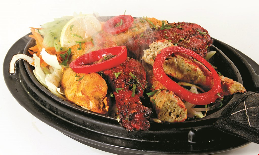 Product image for Sizzling Bombay $15 For $30 Worth Of Indian Cuisine (Also Valid On Take-Out W/Min. Purchase $45)
