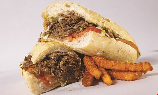 Product image for Short Stop Po Boys $10 For $20 Worth Of Casual Dining