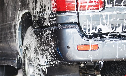 Product image for King Car Wash $27 for 2 Royal Treatment Car Washes (Purchaser will receive 2-$27 certificates)($54 value)