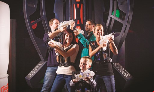 Product image for Laser Kingdom $10 For 2 Games Of Laser Tag For 2 People (Reg. $20)