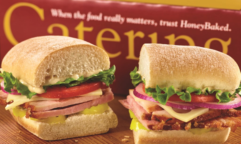 Product image for Honeybaked Ham Co. $15 For $30 Toward Any Ham, Turkey Breast Or Platter