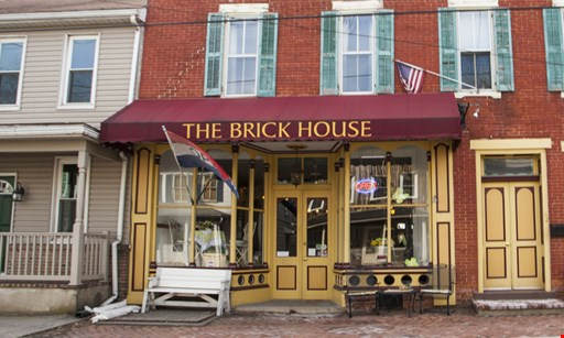 Product image for Brick House Restaurant and Cafe $10 For $20 Worth Of Casual Dining (Also Valid On Take-Out W/ Min. Purchase Of $30)