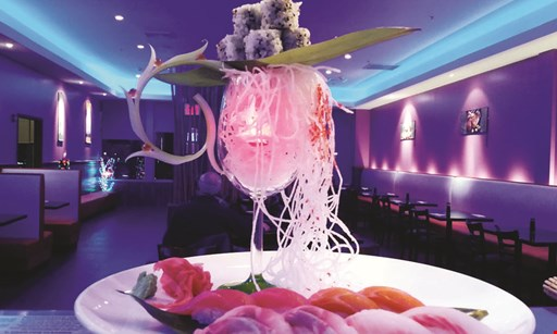 Product image for Okaeri Sushi Hibachi $15 For $30 Worth Of Japanese Dinner Cuisine