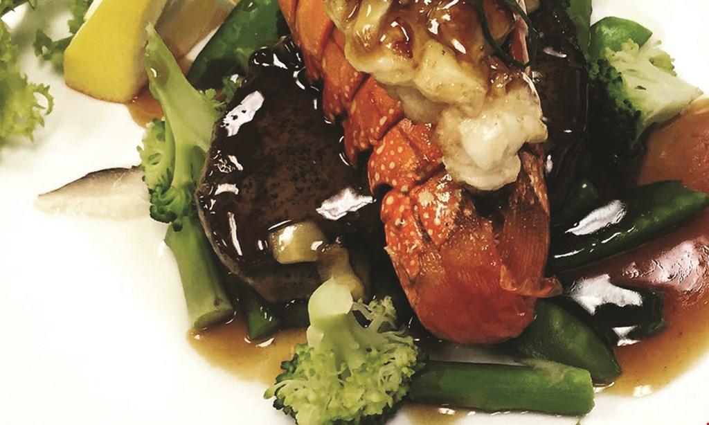Product image for Okaeri Sushi Hibachi $15 For $30 Worth Of Japanese Dinner Cuisine