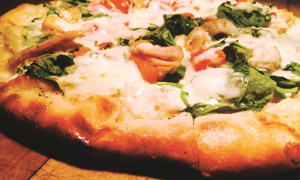 Product image for Merchants Wood-Fired Pizza & Bistro $10 For $20 Worth Of Casual Dining