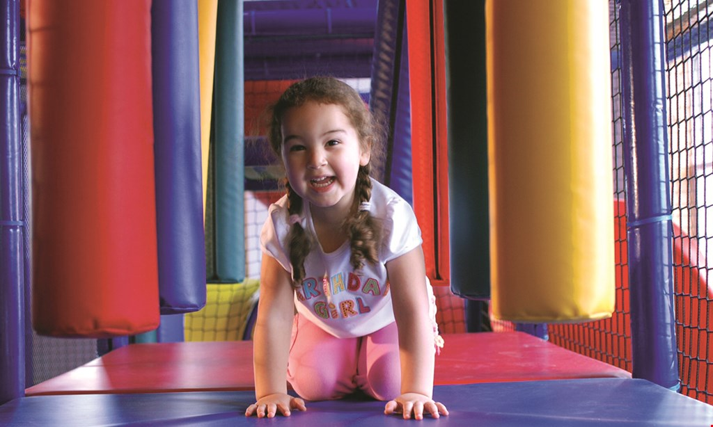 Product image for Kidz Village - Woodbridge $37.48 For 5 All-Day Play Passes (Reg. $74.95)