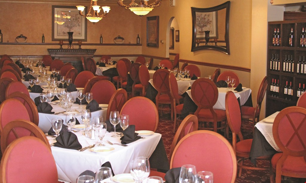 Product image for Tombolino Ristorante $25 For $50 Worth Of Italian Dinner Dining