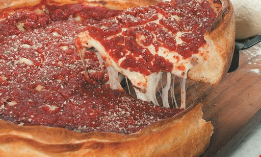 Product image for Nancy's Chicago Pizza $10 For $20 Worth Of Pizza, Sandwiches & More