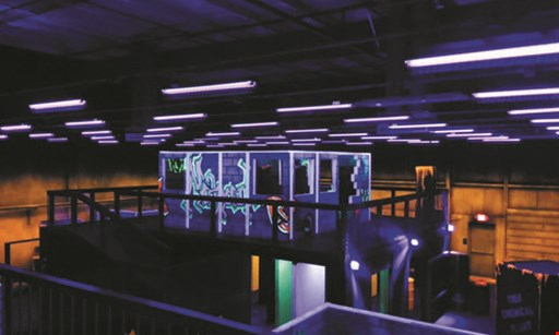 Product image for The Lazer Factory $16 For 1 Single Game Of Laser Tag For 4 People (Reg. $32)