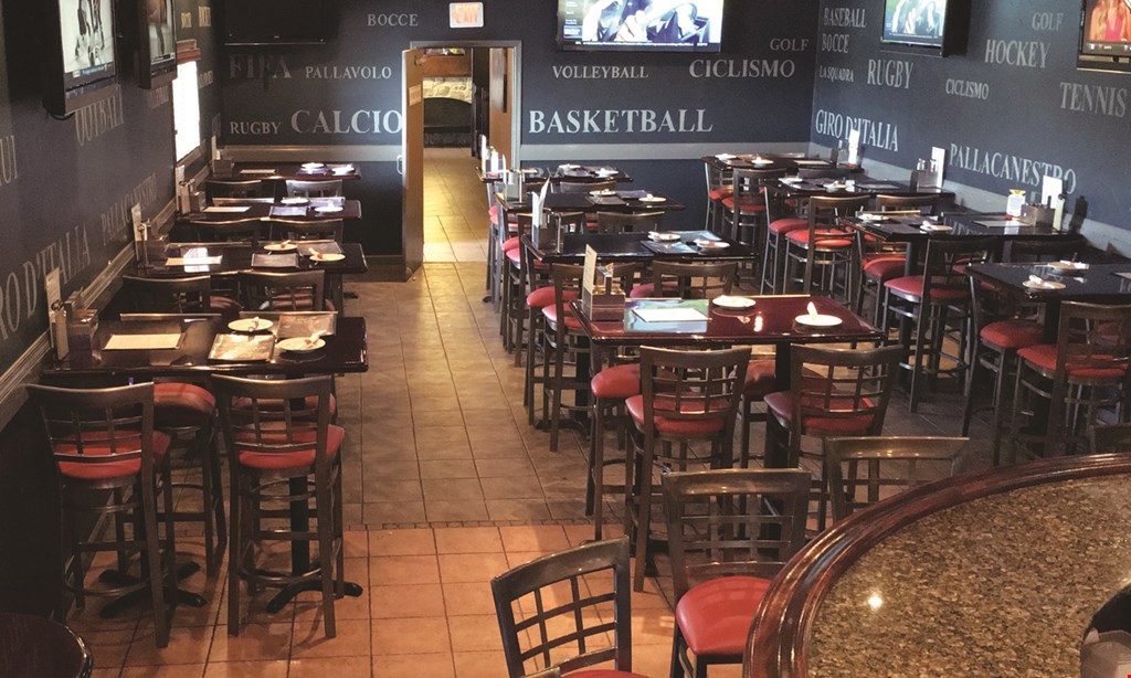 Product image for La Piazza Italian Restaurant & Sports Bar $15 For $30 Worth Of Italian Cuisine (Purchaser Will Receive 2-$15 Certificates)