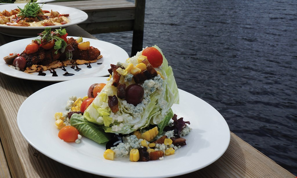 Product image for Lulu's Waterfront Grille $15 for $30 Worth of Delicious Seafood and More