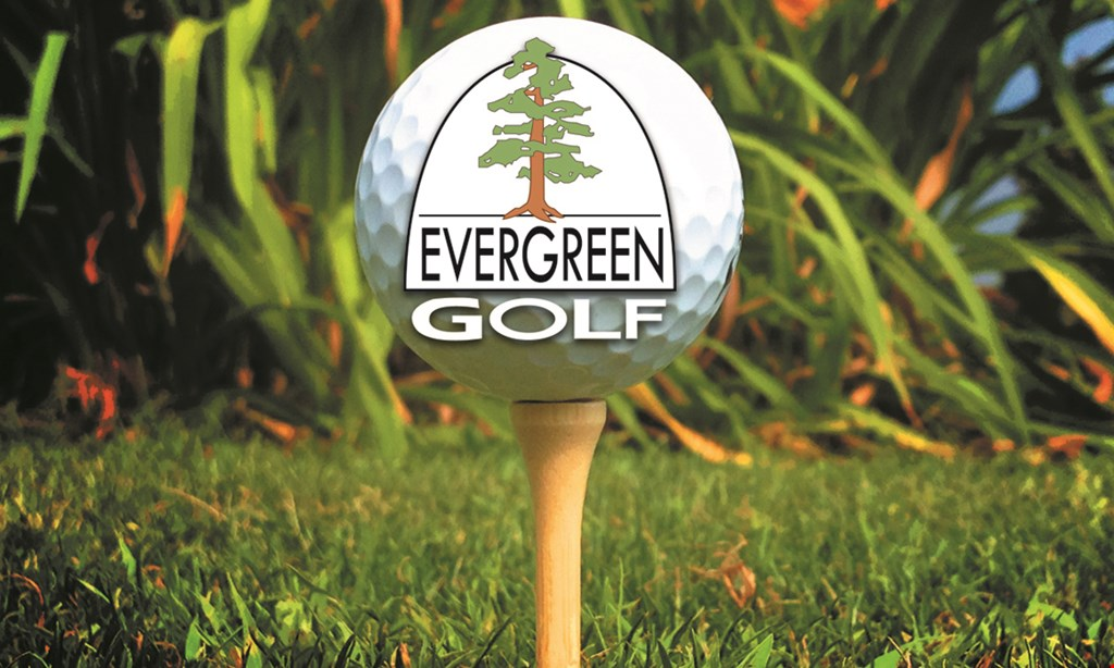 Product image for Evergreen Golf Course $58 For A Round Of Golf For 4 With 2 Carts (Reg. $116)