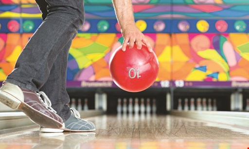 Product image for 222 Dutch Lanes $15 For $30 Toward Bowling Or Glow-Bowling